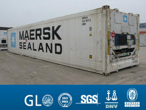 40RF Refrigerated Cargo Container pictures & photos