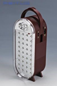 LED Portable Lamp, Rechargeable Lantern, Hand Light, LED Lantern 610L pictures & photos
