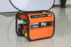 2.0kw 5.5HP Portable Gasoline Generator with Ce Certificate pictures & photos