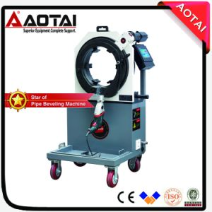 Saw Bit Blade Cold Cutting, Automatic Orbital Ss Pipe Cutting and Beveling Machine pictures & photos
