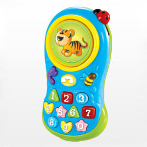 En71 Approval Plastic Baby Mobile Phone Toy (H4646108) pictures & photos