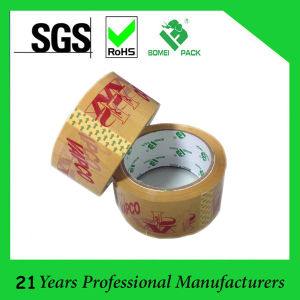 Custome Logo Printed BOPP Packing Tape (KD-0369) pictures & photos