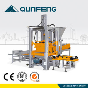 Made in China Automatic Brick Machine\Cement Block Machine pictures & photos
