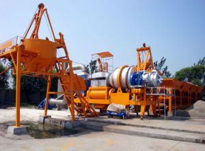 Qlby-40 / 40tph Mobile Asphalt Batching Plant pictures & photos
