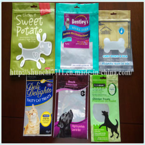 Stand up Zipper Pet Food Packaging Bag pictures & photos