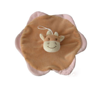Baby Rabbit Bib Toy pictures & photos