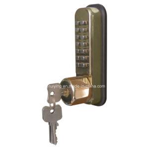 Polished Brass Mortise Door Lock 3700pb