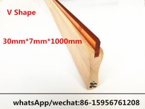 V Shaped Screen Wooden Squeegee pictures & photos