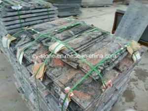 Multi-Color Red Granite, Mushroom Processing Wall Tile for Outside Project