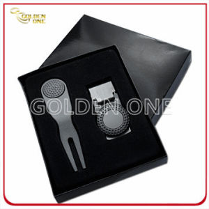 Customized Metal Golf Divot Tool Gift Set pictures & photos