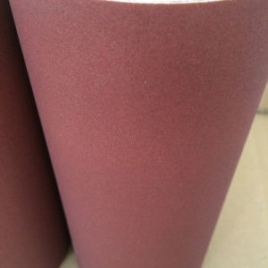 Machine Use Aluminum Oxide Abrasive Cloth Ja135 320# pictures & photos