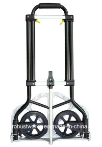 Folding Steel Hand Truck (HT022MPS) pictures & photos