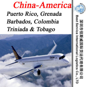 Air Freight Puerto Rico, Grenada, Barbados, Triniada & Tobago, Colombia (logistics) pictures & photos