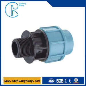 40mm Plastic Tubing PP Compression Fitting pictures & photos