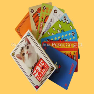 Custom Game Cards Educational Cards Japanese Flashcards for Kids pictures & photos