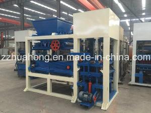 Huahong Block Making Machine Brick Press Equipment Ce Certificate pictures & photos