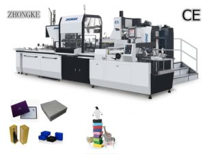 Automatic Box Machine (CE) Factory Produce pictures & photos