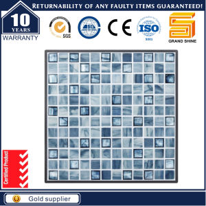 Matte Mix Glossily Crystal Mosaic for Wall Mm6001 pictures & photos