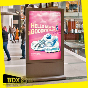 Mupi Scroller Scrolling Advertising Billboard Light Box (item269) pictures & photos