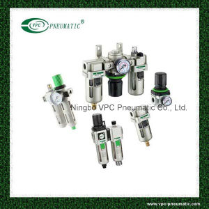 SMC Type Frl Combination with The Auto Drain pictures & photos