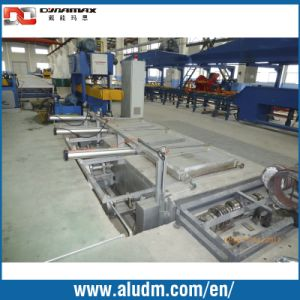 Aluminum Extrusion Machine with 1400t Three Bins Extrusion Die /Mould Furnace pictures & photos