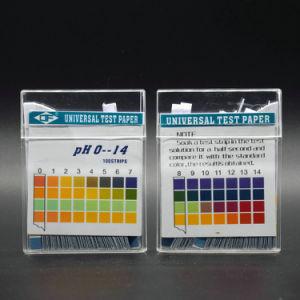 pH Strip 0-14 /Rapid Diagnostic Test Kit/Urine Strip/pH Test/pH Paper pictures & photos