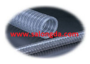FDA Grade PVC Steel Wire Hose pictures & photos