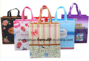 PP Shopping Non Woven Promotion Bag with Many Designs
