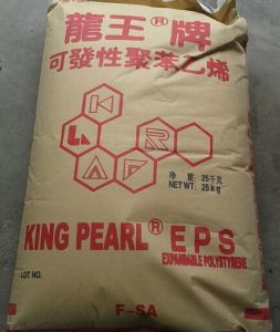 King pearl panels plastic raw material Pellet granules EPS pictures & photos