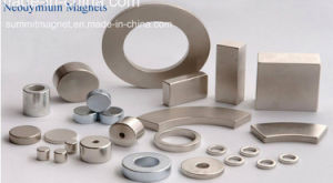 High Quality N52 Neodymium Magnets for Industrial Application pictures & photos