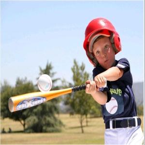 Custom Aluminum Alloy Polishing Baseball Bat pictures & photos