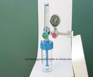 Medical Oxygen Regulator for Cylinder, Oxygen Regulator Medical Equipment Hospital Equipment pictures & photos