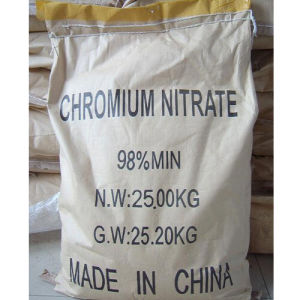 Dark Green Crystals 98%Chromium Chloride Crcl3.6H2O for Industry Grade pictures & photos