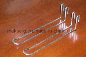 Metal Store Fixture Wire Hanger Hook Antirust Galvanized pictures & photos