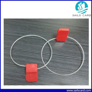 Logistics One Time Use Disposable Hf UHF RFID Seal Tag pictures & photos