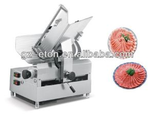 12 Inch Automatic Frozen Meat Slicer pictures & photos