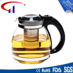 New Design, High-Quanlity and Best Sell Crystal Glass Teapot (CHT8033) pictures & photos