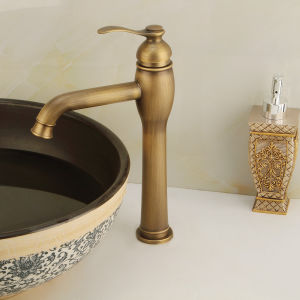High Quality Cheap Price Brass Bronze Faucet (6611) pictures & photos