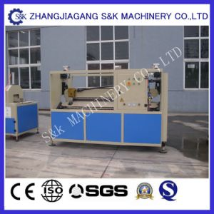 Conical Twin Screw Extruder for PVC Pipe/Tube pictures & photos