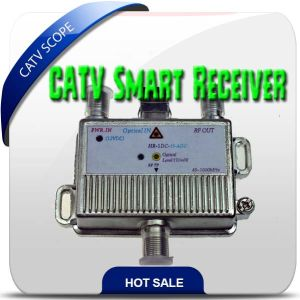 1GHz FTTB CATV Indoor Receiver/Fibre Optic Mini Node pictures & photos