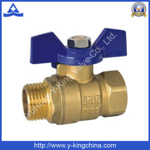Threaded End Brass Water Ball Valve (YD-1030) pictures & photos