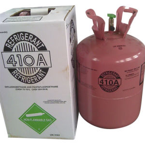 99.8% Min Mixed Refrigerant Gas R410A