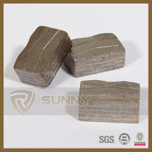 High Efficiency Diamond Segment, Granite Segment and Marble pictures & photos