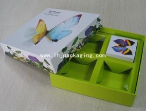 High Quality Food Paper Box with Paper Insert