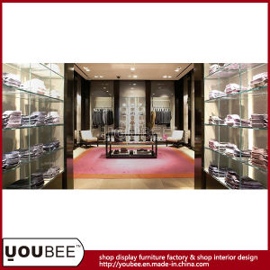 High End Brand Menswear Store Interior Design pictures & photos
