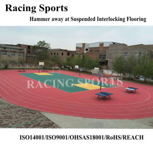 China Supplier Good Elasticity Rebound Carpet Deck American Football Flooring