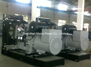 400kw 500kVA UK Industrial Diesel Generator Standby Rate 550kVA pictures & photos