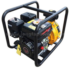 2inch High Pressure Gasoline Water Pump/ Petrol Fire Pump (170F) pictures & photos