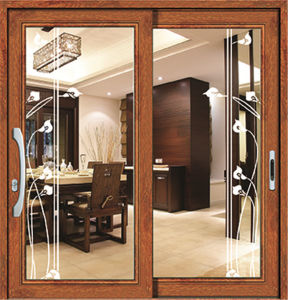 Fuxuan European Standard Aluminum/Aluminium Sliding Interior Door pictures & photos