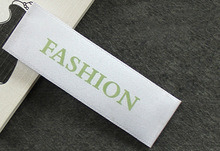 Best Sales Custom Garment Woven Clothing Labels for Hats